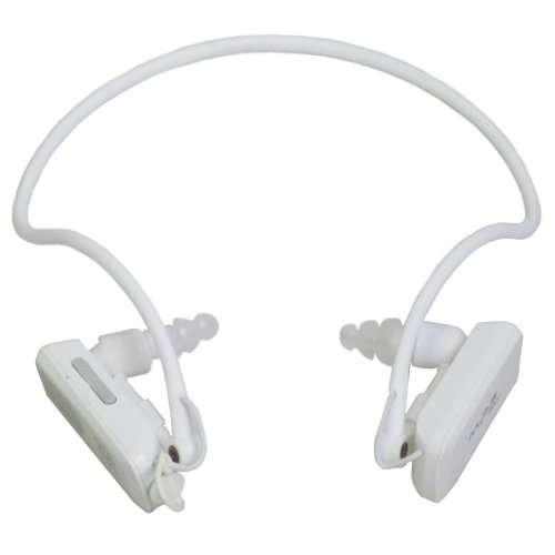 GSI Super Quality Waterproof Neck Band Headphones With Built In 4 GB