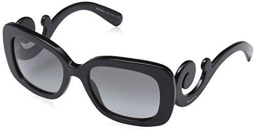 PRADA - 27OS Occhiali da sole, donna, black