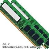 上海問屋セレクト デスクトップ パソコン用メモリ PC2-6400 DDR2 800 Long-DIMM 1GB x 2本組 (計2GB)