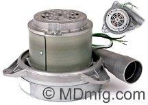 Lamb Ametek Vacuum Cleaner Motor 115334
