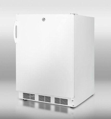 Slim Refrigerator Freezer