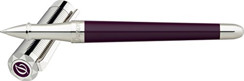st-dupont-liberte-lacquer-and-palladium-rollerball-pen-purple