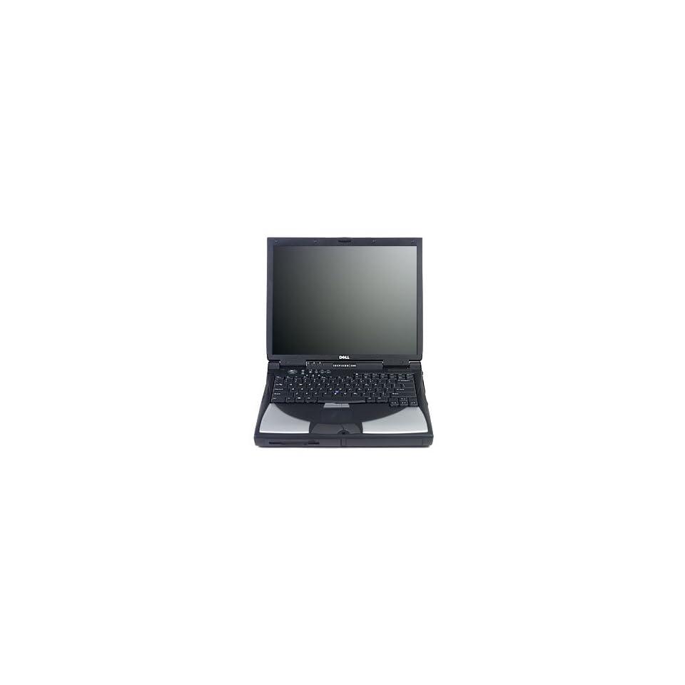DELL INSPIRON 8200 LAPTOP (INTEL P4 1.8 GHZ PROCESSOR   WiFi WIRELESS BUILT IN   256 MB RAM   40 GB HARD DRIVE   15 HIGH DEF LCD TFT XGA SCREEN   WINDOWS XP PRO   CDRW/DVD COMBO ROM + FLOPPY DRIVE   OFFICE XP)