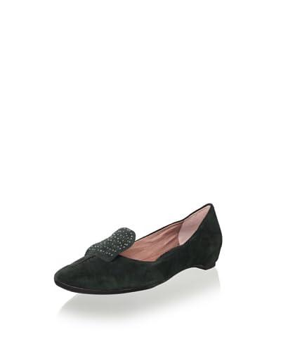 Biviel Women's Studded Ballet Flat