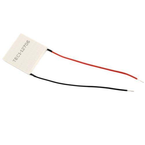 Tec1-12706 Thermoelectric Cooler Peltier Heatsink, 12V, 6A