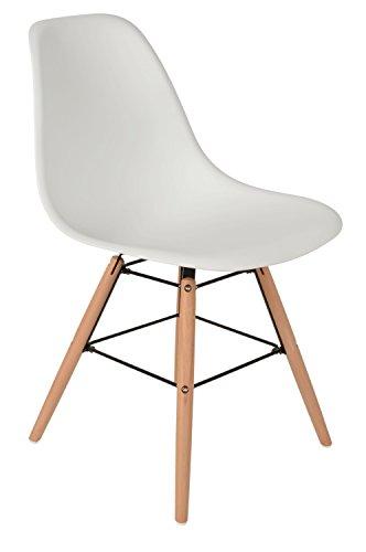 1 x design klassiker stuhl retro 50er jahre barstuhl for Design sessel klassiker