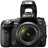 Sony A560 Review