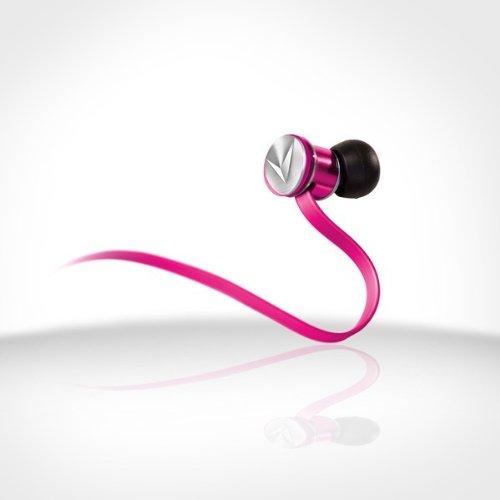 Velodyne - Vpulse Pink In-Ear Headphones