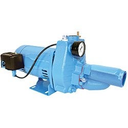 Convertible Jet Pump - Cast Iron Model/Horsepower: Model: JPC-075-C / 3/4 HP
