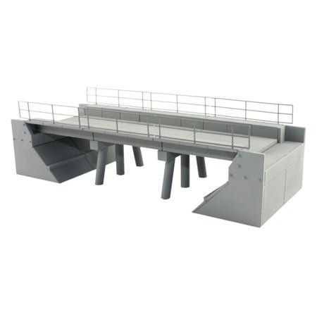 BLMA Models HO Scale Kit Modern Concrete Segment Bridge, Set A