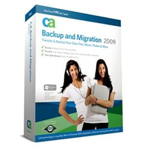 Backup Migration Home & Home Office 2009