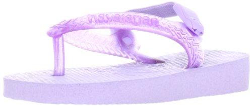 HavaianasBaby Top - Scarpe primi passi Unisex - Bimbi 0-24 , Viola (Lavande), 20