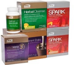 AdvoCare 24 Day Challenge Product Bundle (Mocha Chocolate)