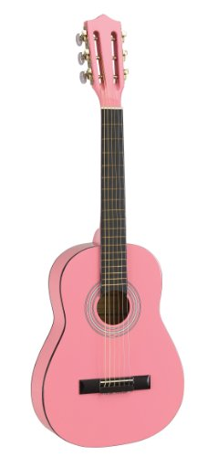 Eleca Child Size PINK Guitar*(NOT A TOY)*