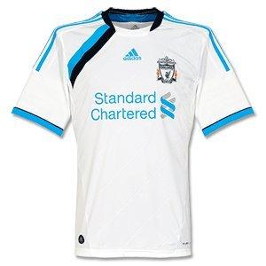 FC Liverpool Shirt Third 2012, XXL from Adidas