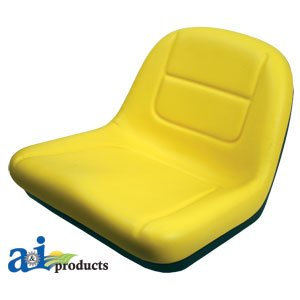 Universal Garden Tractor Replacement Seat (Yellow) picture