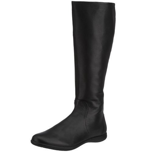 Camper Women's Spiral Helix Boot Black 46098-006 6 UK C