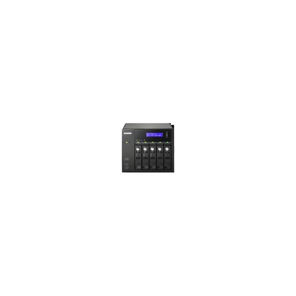 QNAP TS 559 PRO+ Turbo NAS 5 Bay/1 8GHz/1GB/2 Esata/2 Gbe