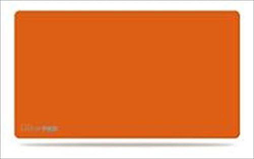 Ultra Pro 84231 Solid Orange Play Mat