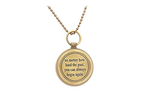 necklace-compass-no-metter-how-hard-the-past-you-can-always-begin-again-inspirational-necklace