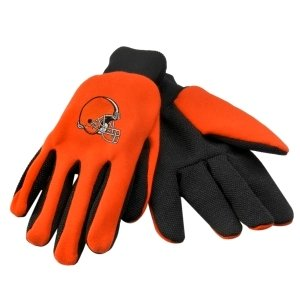 Cleveland Browns Work Gloves