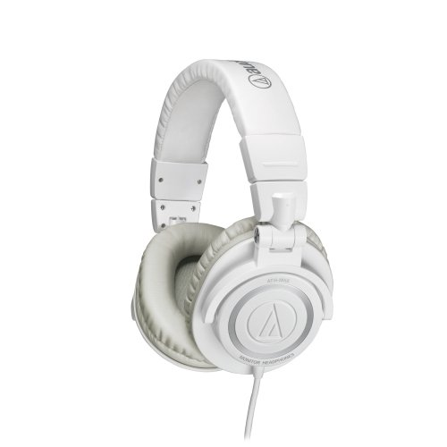 Audio-Technica Professional Studio Headphones (White)