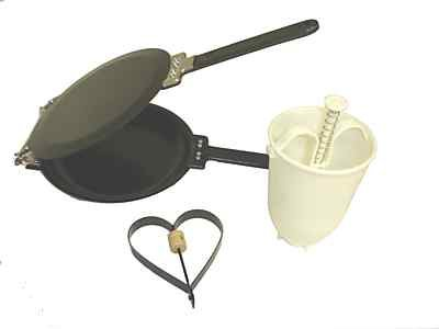 PANCAKE COOKER MAKER FLIP PAN FRYPAN COOKWARE