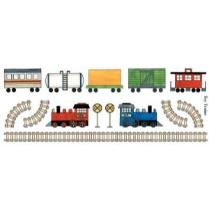 CLEAR STIX 12X5 TOY TRAINS Papercraft, Scrapbooking (Source Book)
