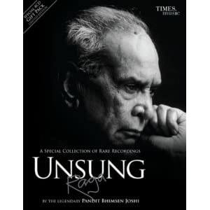 UNSUNG RAGA - PT. BHIMSEN JOSHI (4 CD P (PANDIT BHIMSEN JOSHI)