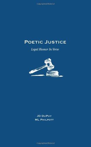 Poetic Justice: Legal Humor In Verse