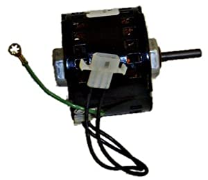 Broan Replacement Fan Motor # 97008584 1360 RPM, 1.2 amps, 120 volts from nutone Broan