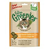 Feline Greenies Chicken Flavor Cat Treats