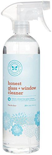 The Honest Company Glass & Window Cleaner - Free & Clear - 26 oz (Honest Multi Surface Cleaner compare prices)