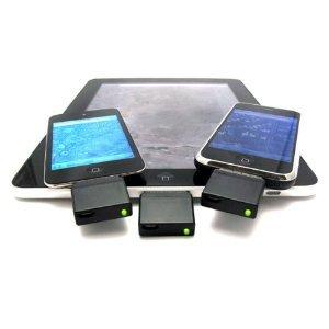 Bad Elf 外付け GPS iPod touch,iPhone,iPad,iPad2用