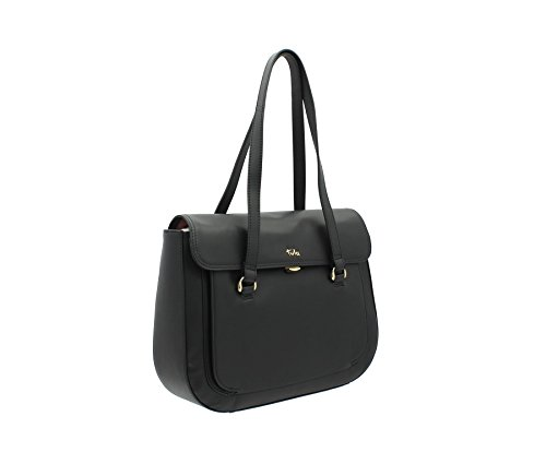 tula-bella-collection-leather-tote-with-twin-shoulder-straps-8154-black