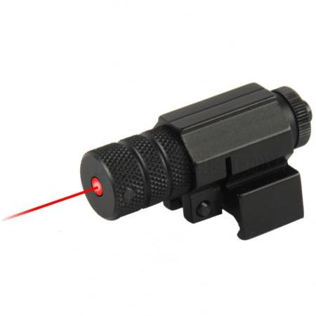 MINI Adjustable Red Dot Laser Sight for Hunting Camping Outdoor Sports