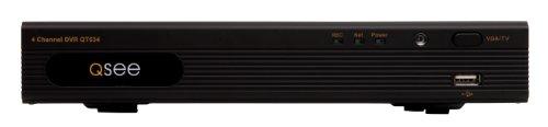 Q-See QT534-5 4-Channel Full D1 Smart...