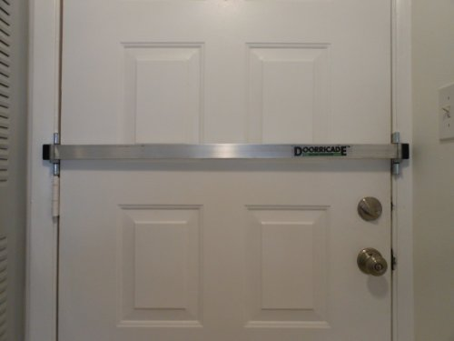 Exterior Door Security Bars Exterior Door Security Bars Security