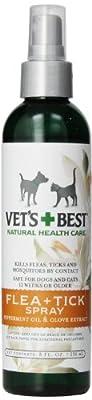 Vet's Best Natural Flea and Tick Spray