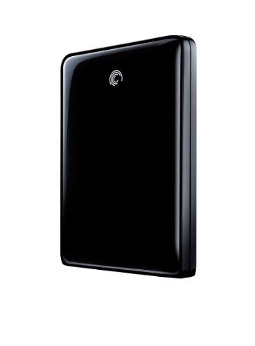 Seagate FreeAgent GoFlex 320 GB USB 2.0 Ultra-Portable External Hard Drive STAA320100 (Black)