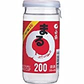 白鶴 まる カップ 200ML 1本