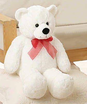 Sweeheart White Teddy Bear