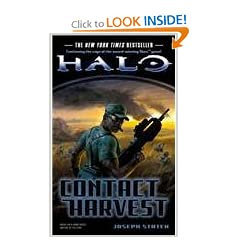 Halo: Contact Harvest by Joseph Staten