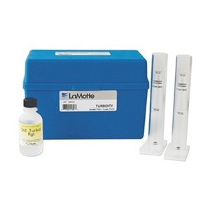LaMotte 7519-01 Turbidity in Water Individual Test Kit, 2 Turbidity Columns