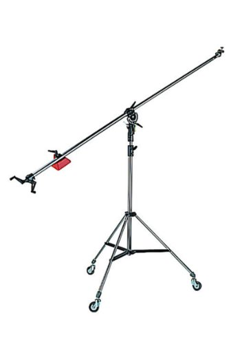 Manfrotto Light Boom with Stand - Black