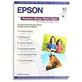 Epson Premium - Glossy photo paper - Super A3/B (329 x 483 mm) - 255 g/m2 - 20 sheet(s)by Epson