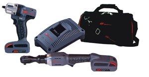 Ingersoll Rand Iqv20-203 Impact Wrench Kit