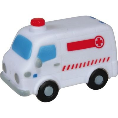 Kingsley Tub Toy First Responders, 2 Piece Set Doctor with Ambulance