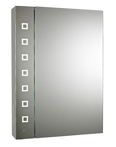 Enigma LED Mirror Cabinet