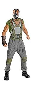 Bane Deluxe Adult Costume Size Large (42-46) at Gotham City Store